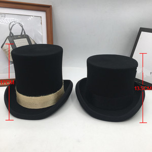 Image 2 - בריטי רוח באירופה ואת אדון כובע שלב ביצועים למעלה כובע רטרו אופנה ואישיות נשיא כובע כובע