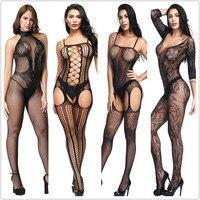 638f636ebed6 € 2.49 38% de DESCUENTO|Aliexpress.com: Comprar Sexy lencería sexy Lencería  Bodysuits Lencería erótica caliente entrepierna abierta elasticidad ...