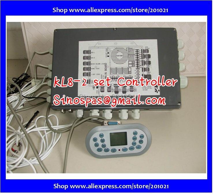 Jnj My Store >> full set KL8 2 spa controller&spa server,spa master box for chinese spa JNJ, Monalisa, jazzi ...