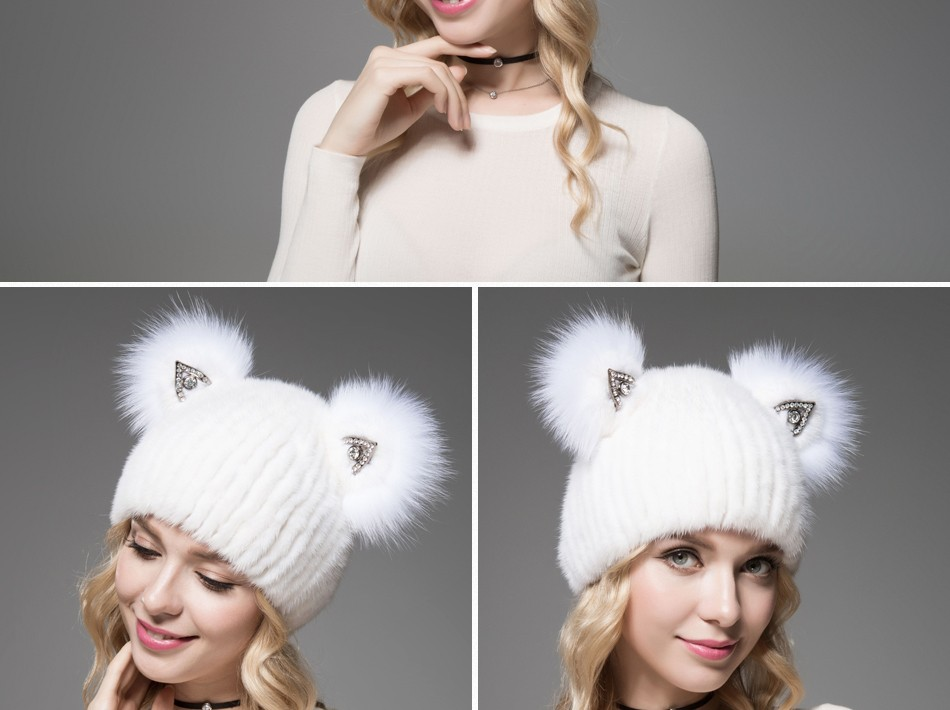 cat ear hat female winter PCM020 (10)