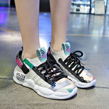2019 New Fashion Summer Breathe Chunky Sneakers Women Shoes Casual Fashion Dad Shoes Platform Sneakers Basket Femme Krasovki outdoor pets cat dog front backpack carrier travel bag bleathable mesh pet double shoulder backpack carrying shoulder pack puppy