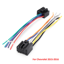 Marvelous Buy Wire Harness For Car Stereo And Get Free Shipping On Aliexpress Com Wiring 101 Kniepimsautoservicenl