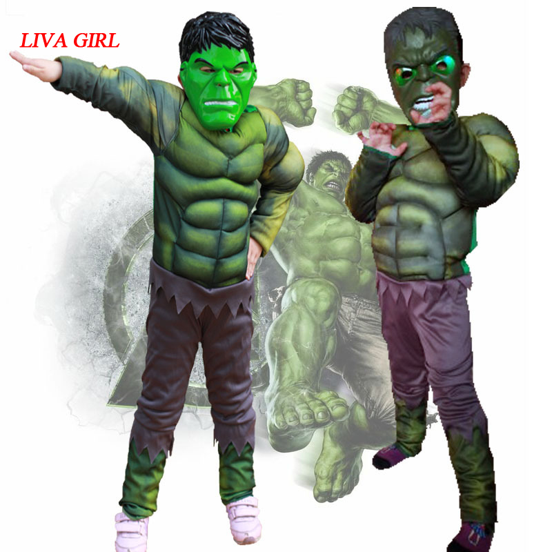 Cosplay Kids <font><b>Deluxe</b></font> <font><b>Muscle</b></font> Christmas Halloween CostumeSuperman <font><b>Spiderman</b></font> <font><b>Costume</b></font> Spider-man <font><b>Costumes</b></font> Children Spider-Man