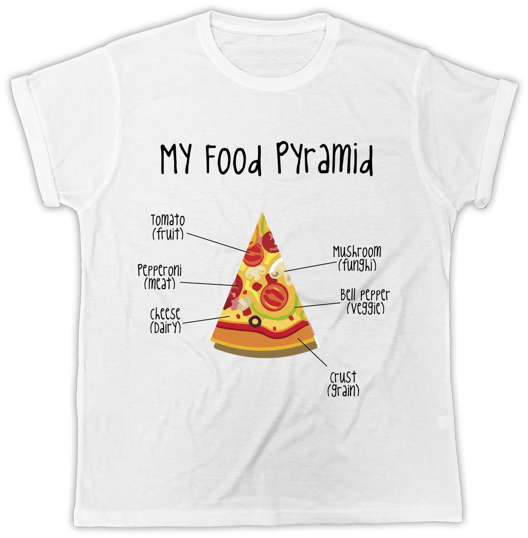 Buy Pizza Slut Unisex T-Shirt Pyramid Yummy Food Vegetable Slice T Shirt Pizza Hut New Tops 2018 Print Letters Men T-Shirt
