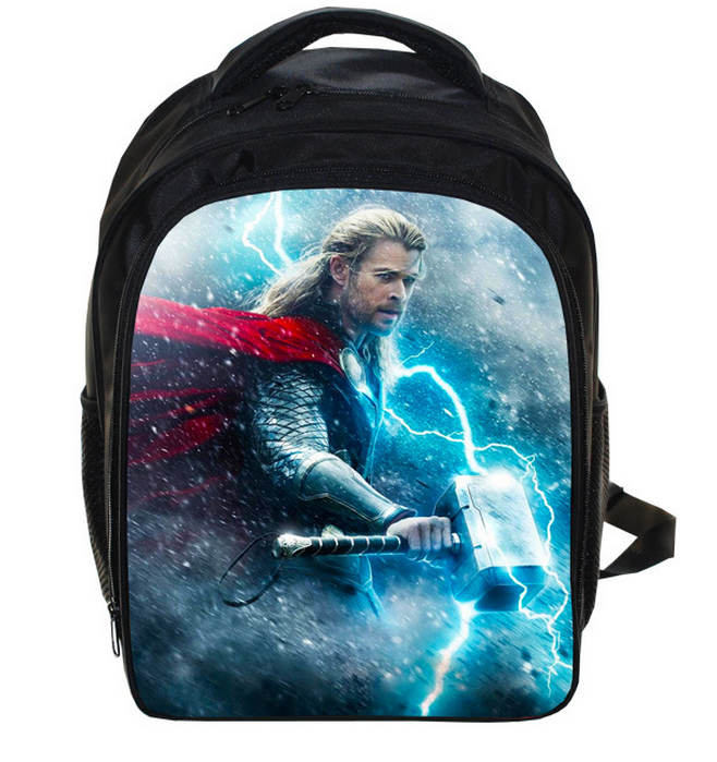 b609dee728 13 Inch The Avengers Iron Man School Bags for Kindergarten Children kids  School Backpack for Girls Children s Backpacks Mochila-in Backpacks from  Luggage ...