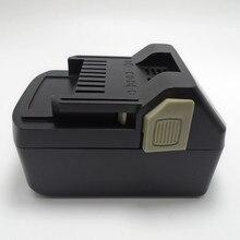 18 в литий-ионная аккумуляторная батарея 5000 мАч для Hitachi аккумуляторная электрическая дрель шуруповерт DS18DSL, DS18DBL, DH18DSL, UB18DSL