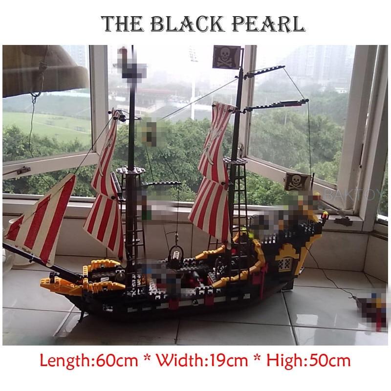 Enlighten 308 870 Pcs Pirates Series Black Pearl Model Building Blocks Kit Bricks Educational Toys Gifts Compatible With Lego дополнительный набор qixels для 3d принтера в ассортименте