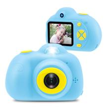 Kids Camera 8.0MP Rechargeable Digital Front and Rear Selfie