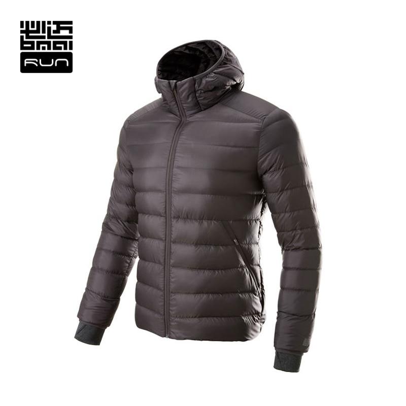 BMAI Running Jacket Men&Women Ultra Light Winter Warm Down