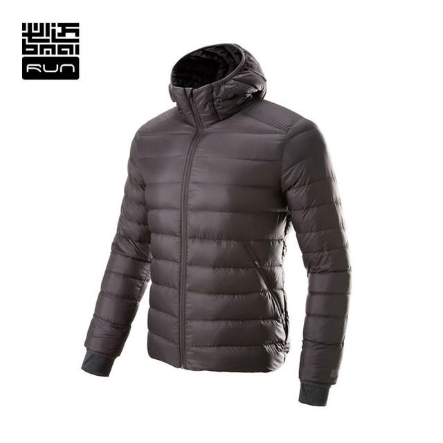 BMAI Running Jacket Men&Women Ultra Light Winter Warm Down Sports ...