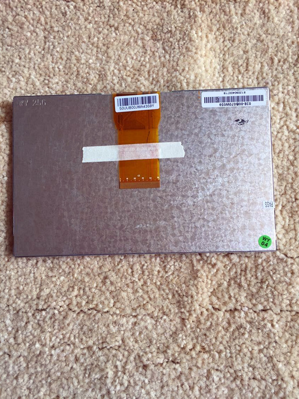 S18 cable channel cable Ericsson X18 Dual-Core II S8 Elite LCD internal display screen MF0701595004A