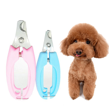 Newest Pet Toe Care Nail Clippers Stainless Steel Dogs Cats Claw Cutter File Portable Scissors Trim Nails Products