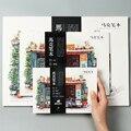 BGLN A3/A4/A5 Профессиональный Эскиз маркер для рисования бумага для рисования маркер ручка блокнот для школьников принадлежности для художнико...