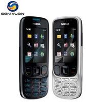 6303 Original Desbloqueado Nokia 6303 Classic FM GSM 3MP Câmera suporte do telefone Móvel teclado Russo|mobile phone russian|mobile phone|nokia 6303 classic -
