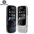 6303 Original Unlocked Nokia 6303 Classic FM GSM 3MP Camera Mobile phone Russian keyboard support