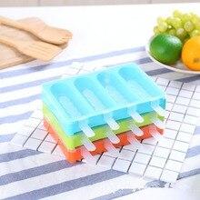 1 шт. форма для изготовления мороженого Формочки Для Мороженого на палочке для заморозки мороженого бар формы с палочки для сладостей решетки льда ок 0812