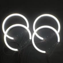 NEW SMD LED 42 angel eyes for BMW E46 projector/E36/E38/E39 White  1set ----> Free shipping ! free shipping hot sales wholesale e46 e36 12v 24v price angel eyes lamp super white angel eyes projector lens kit in good market
