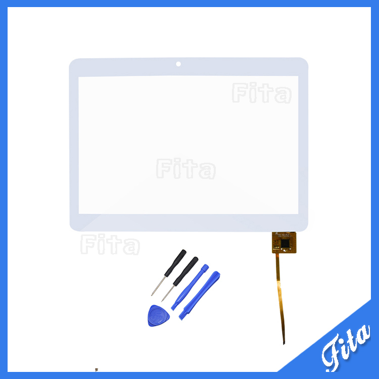 New 10.1 Replacement Touch Screen Digitizer for FPC-TP101030-01 Touch Panel With Tools