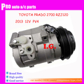 Good quality 10s17c ac compressor for Car Toyota Prado 2700 RZJ120 OEM# 88320-6A050 88320-35720