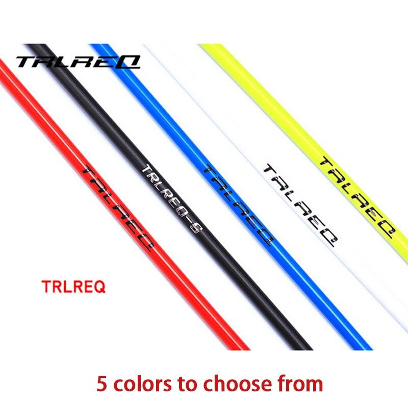 3 м тормоз велосипед велик/сменный кабель Корпус для 4 мм/5 мм MTB дорожный велосипедный переключатель линия тормозного кабеля трубы велосипед...