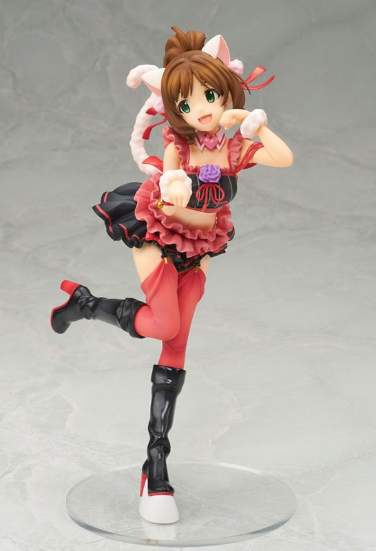 THE IDOLM@STER Cinderella Girls Maekawa Miku 1/8 Scale Pre-Painted PVC Action Figure Collectible Model Toy 20cm KT3307THE IDOLM@STER Cinderella Girls Maekawa Miku 1/8 Scale Pre-Painted PVC Action Figure Collectible Model Toy 20cm KT3307