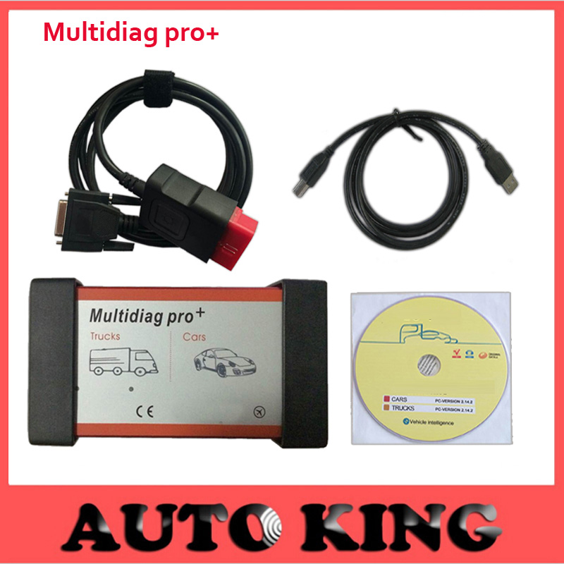 2016 New arrival tcs cdp Multidiag pro with 2015 R1 dvd software obd2 scan font b