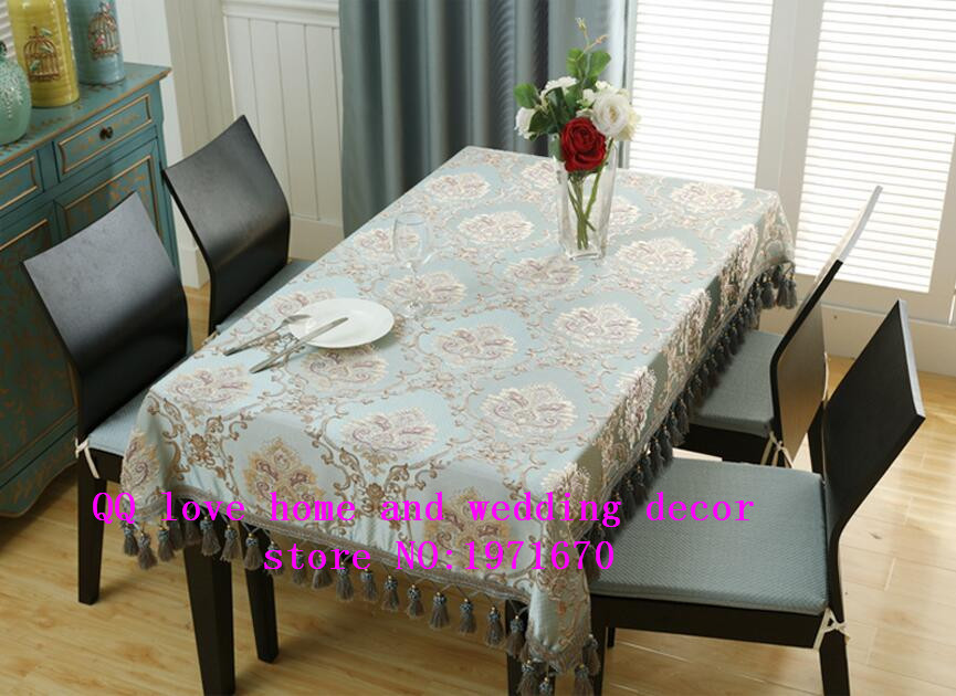 European style coffee table square table cloth dining table rectangular  Western tablecloth cloth dining room LuxuryOnline Get Cheap Western Tablecloths  Aliexpress com   Alibaba Group. Dining Room Linen Tablecloths. Home Design Ideas