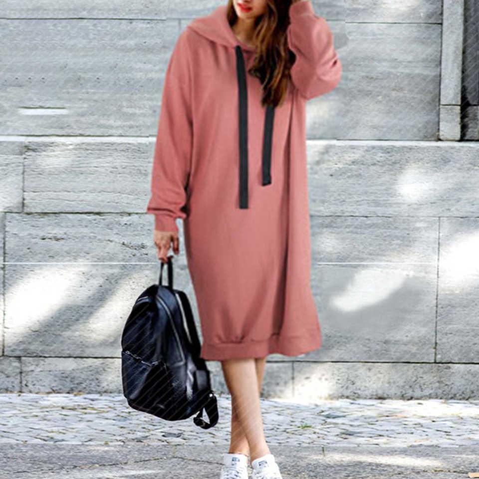 Платье Толстовка Длинное С Чем Носить