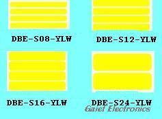 SMT single splice tape for 16mm Belts( 4in 1) DBE-S16 4000PCS/box