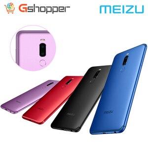 Image 3 - הגלובלי גרסה Meizu הערה 8 4GB 64GB נייד טלפון Snapdragon 632 אוקטה Core Note8 Smartphone מלא מתכת גוף מצלמה אחורית כפולה