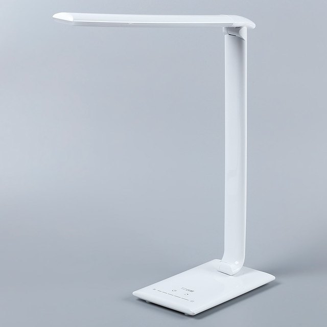 Dimmable LED Desk Table Lamp Folding Desk Lamp Eye Protection Touch Switch 7 Level Dimming Light LED Reading Lamps