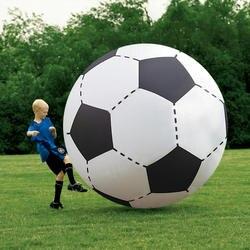 107 см гигантский надувной пляжный мяч для взрослых детей водные шары волейбол Футбол открытый бассейн игрушки игрушка piscina