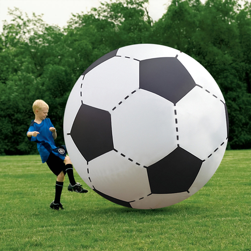 107 cm Gigante Bola de Praia Insuflável Para Adulto Crianças Balões de Água Brinquedos Piscina de Vôlei de Futebol Ao Ar Livre Brinquedo piscina