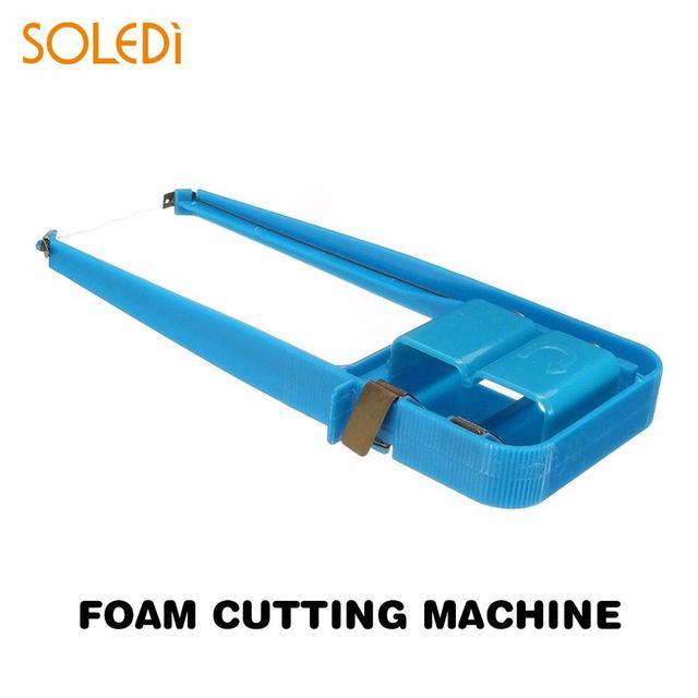 Blue Polystyrene Cutter Craft Foam Cutter Convenient DIY Hobby Wire ...