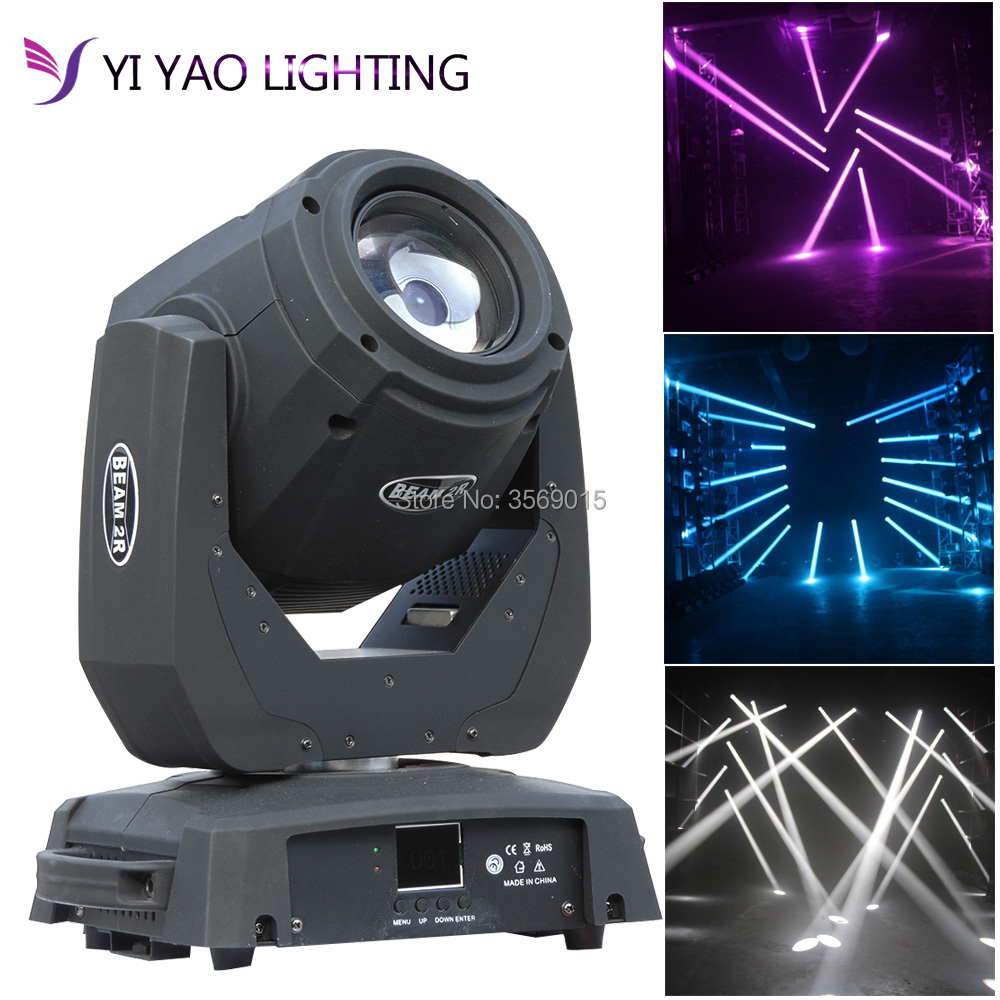 bright dream dmx 132W stage equipment 2r Rotating 8 face prism moving head beam light for dj culb|Stage Lighting Effect| |  - title=