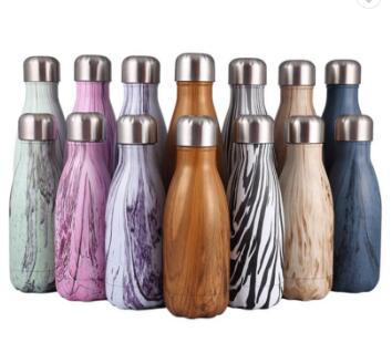 Drinking Vacuum Cola Bottle Insulated Travel Mug