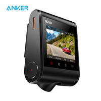 Anker Dash Cam C1, Car Recorder with Sony Sensor, 1080P FHD, 4 Lane Wide Angle View Lens, Built in WiFi with APP, G Sensor, WDR,