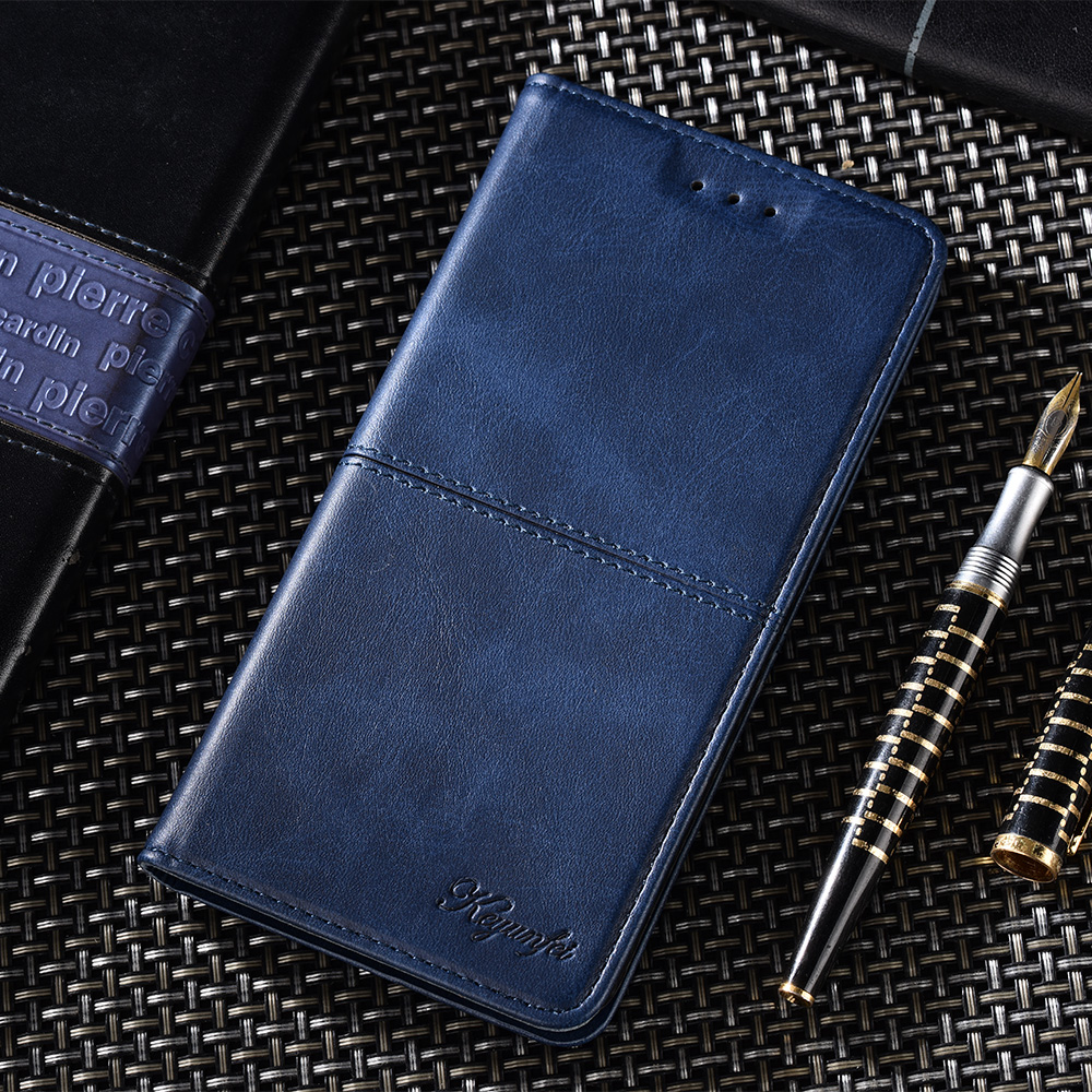 Leather Case For Huawei Honor 6 7 8 9 10 Plus Lite Flip Wallet Silicone Cover For Huawei Honor 6A 7X 8C 8X Magnet Close Book