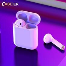 Caseier Новый I9S СПЦ мини беспроводной Bluetooth наушники с зарядным устройством наушников auriculares inalambrico беспроводные наушники беспроводные наушники i9s tws беспроводные наушники блютуз наушники беспроводные