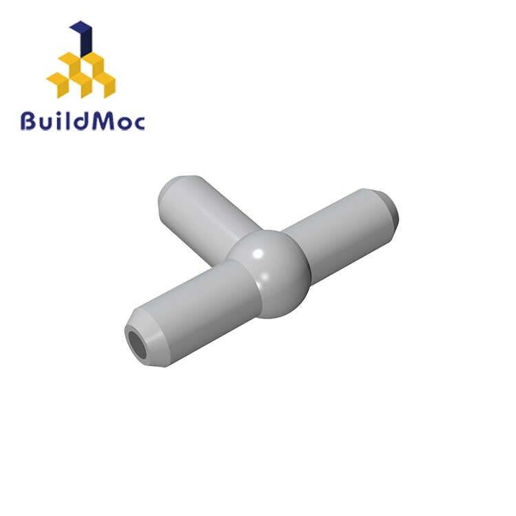 Buildmoc Kompatibel untuk LEGO 4697 Blok Bangunan Bagian Diydiy Mencerahkan Blok Batu Bata Cerita Kreatif Pendidikan Mainan Hadiah