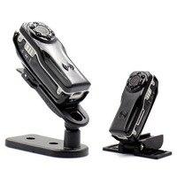 High Quality Black Mini 1080P Night Vision Camera S80 HD 120 Degree Wide Angle Digital Camera