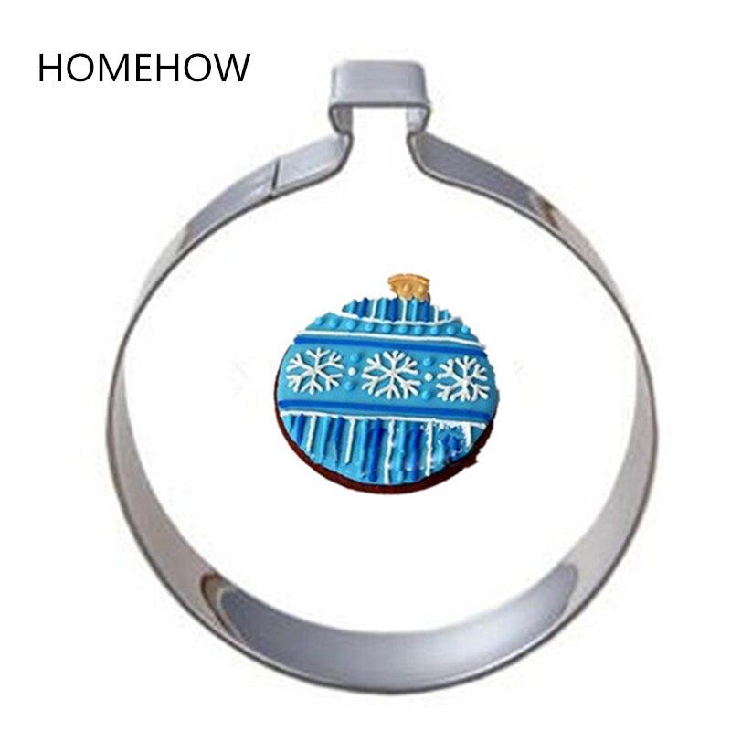 1PC / Lot Vánoční Svatební Party dodávky Balón Cookie Cutter 7.5 * 6.3 Pečivo Fondant zdobení Pečení nástroje Kuchyňské doplňky