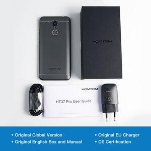 Image 5 - Homtom HT37 プロスマートフォン 4 グラムダブルスピーカーMTK6737 5.0 インチhdのandroid 7.0 3 ギガバイト + 32 ギガバイト 13MP 3000mah指紋id携帯電話