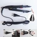 constant temperature Loof Fusion Hair Extension Iron Keratin Bonding Tools Fusion Heat Connector  EU,AU,US,UK  Plug