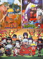 2016 1000 шт. из плотной бумаги головоломки Японский мультфильм Фильмы серии jigsaw образование для взрослых игрушки rompecabezas 1000 piezas