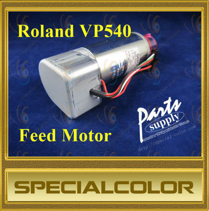 Original Feed motor used for Roland VP540 printer original roland scan motor for sp 540v sp 300 printer parts