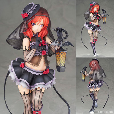 Love Live! School Idol Festival Nishikino Maki 1/7 Scale Painted Figure Collectible Model Toy 23cm free shipping japanese animation love live nishikino maki 23cm 1 7 scale pre painted figure no box