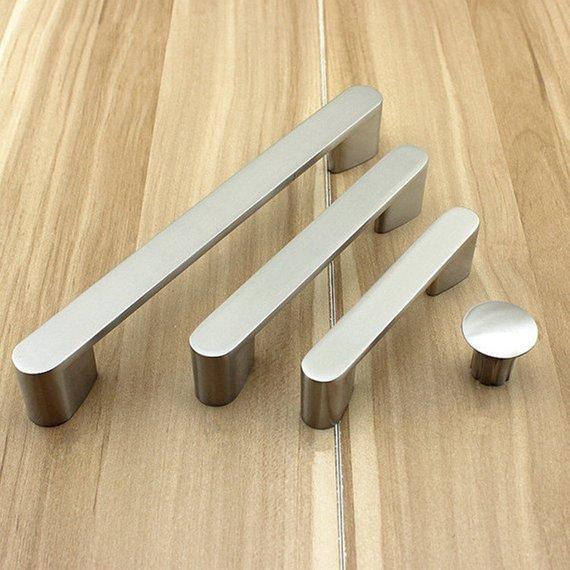 2.5'' 3.75'' 6.3'' Modern Kitchen Cabinet Door Handles ...