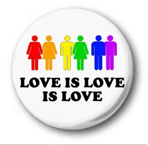from Nicholas gay spiritual buttons