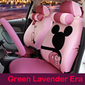 cartoon Car Seat Covers Universal Fit AUDI A1 A3 A4 A5 A6 A7 A8 Q3 Q5 Q7 Car Styling car covers seat cover accessories